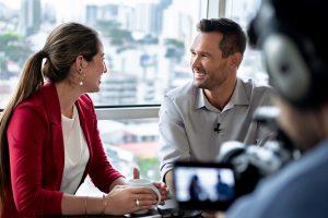 Comment faire une interview avec son smartphone ?